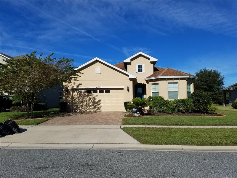 4403 Biscayne Breeze Way, Kissimmee, FL, 34744 - MLS S5010683
